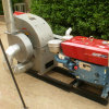 호화로운 디젤 엔진 힘 옥수수 축융기