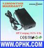 Wiedereinbau-Laptop-Adapter für HP Compaq 18.5V 4.9A