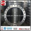 Bride modifiée de collet de soudure d'acier du carbone de norme ANSI de tailles importantes