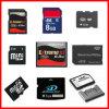 Mini-carte mémoire de capacité réelle