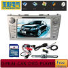 GPS Navigation Car DVD Player van Stereo van de auto voor Toyota Camry met bouwen-in GPS Radio DVD Player Bluetooth