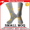 Form-Art-bilden kundenspezifische Frauen-Sport-Socken Soem-Socken