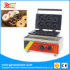 Manuel en acier inoxydable commerciale Dount Making Machine Mini Donut Maker