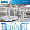 Máquina de enchimento potável automática da água da tabela 3 in-1 Triblock