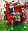 20квт 27HP мощность в режиме ожидания дизельного двигателя для тушения пожара