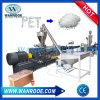 Grânulo plásticos da peletização do animal de estimação de Shj que fazem a máquina da produção