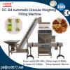 Автоматическое разливая по бутылкам зерно веся машину завалки для удобрения (DC-B4)