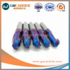 Feste Flöten HRC60 des Karbid-Kugel-Wekzeugspritzen-Enden-Tausendstel-4 für Maschine