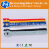 Lazo de alambre reutilizable de nylon al por mayor del gancho de leva y del Velcro del bucle
