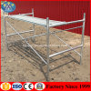 Construção padrão americana frame galvanizado usado da escada