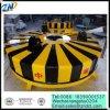 Kreisform-elektromagnetischer anhebender Magnet des Durchmesser-2100mm für Stahlschrott von MW5-210L/1