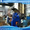 4 Rollengewölbte Blech-Walzen-Maschinen, die im Dampfkessel bilden