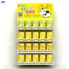 Kundenspezifischer Baby-System-Bildschirmanzeige-Einzelverkaufs-Milch-Puder-Metallausstellungsstand