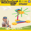 Il gioco del bambino dello sbarco di Thinkertoy ostruisce il colpo militare della lunga autonomia di serie del giocattolo educativo