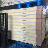 El panel de emparedado de la PU para el panel de la cámara fría y el panel del refrigerador