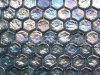 Hexagonal azul mosaico de cristal para la Piscina