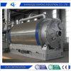 Machine en plastique de l'Europe de pyrolyse de recyclage des déchets