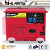 5kw diesel AVR Generator (DG6500SE)