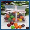 Caisse d'emballage en plastique givrée de sucrerie (CMG-PVC-009)