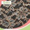 Tessuto di nylon all'ingrosso del merletto di disegni francesi