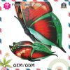 Fabbrica Custom Promotion Gift 3D Butterfly Fridge Magnet