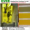 Orar electrostática en polvo tinta amarilla para pintar el cilindro de gas