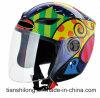 ECEは習慣の開いた表面オートバイ型のヘルメットの単レンズを承認した