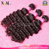 Moda Aliexpress Hair Weave, o melhor cabelo peruano profundo ondulado da onda humana