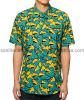 La sublimation imprimé de polyester de chemises de loisirs (ELTDSJ-402)