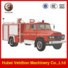 Dongfeng 140 Fire Frighting Truck (2.5m3 gomma piuma dell'acqua 0.5m3)