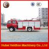 Vrachtwagen van de Brand van de Cabine van de Tank 6000L van het Water van Dongfeng de Dubbele