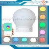 2016 nouveau Color Light Music Desk Lamp Wireless Bluetooth Speaker avec la MIC et l'éclairage LED