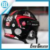 Decalcomanie tagliate personalizzate impermeabili degli autoadesivi del casco