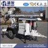 トレーラーによって取付けられるHf120Wの砂鋭い機械