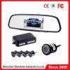 Sistema sensor del estacionamiento del coche con 3.5 TFT y la cámara del revés