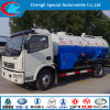 5cbm 4*2 Sewage Suction Truck Combined High Pressure Jetting und Vacuum Truck