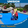 Qualität 400microton, 500microton Plastic Swimming Pool Cover PVC Tarpaulin Material