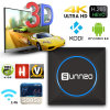 De androïde Doos van TV met de Draadloze van het Toetsenbord MiniAmlogic S912 1GB Memeory/8GB Opslag Kodi 17.3 van Sunnzo L9 Vastgestelde Hoogste Doos