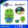 Creative Cartoon Frog unidad Flash USB Memory Stick Pen Thumb