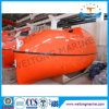 Barco salva-vidas totalmente incluido da aprovaçã0 FRP do SOLAS com certificado do Ec