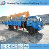 Grue de levage du bras 5t montée mini par camion de la Chine à vendre