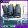 DMX 단계 DJ 350W 콩 또는 세척 반점 이동하는 헤드