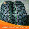 Tiefes Muster für Laufwerk-Motorrad-Reifen 90/90-21, 3.00-18