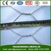 Doble torsión galvanizado recubierto de PVC Galfan Gabion de malla de alambre tejido hexagonal
