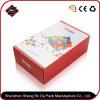 Rectángulo de empaquetado de papel modificado para requisitos particulares venta al por mayor del almacenaje cuadrado