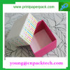 Premium Joyero cartón de embalaje Caja de papel de regalo de impresión