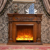 セリウムの公認のホーム家具LEDの軽いヒーターの電気暖炉(320)