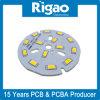 painel redondo do diodo emissor de luz do PWB do diodo emissor de luz 7W com a microplaqueta de 5730 diodos emissores de luz