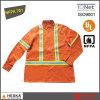 Hi зима визави отражательная Windproof покрывает пламя - retardant куртку