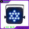 電池式の無線無線電信LEDの段階の同価ライト